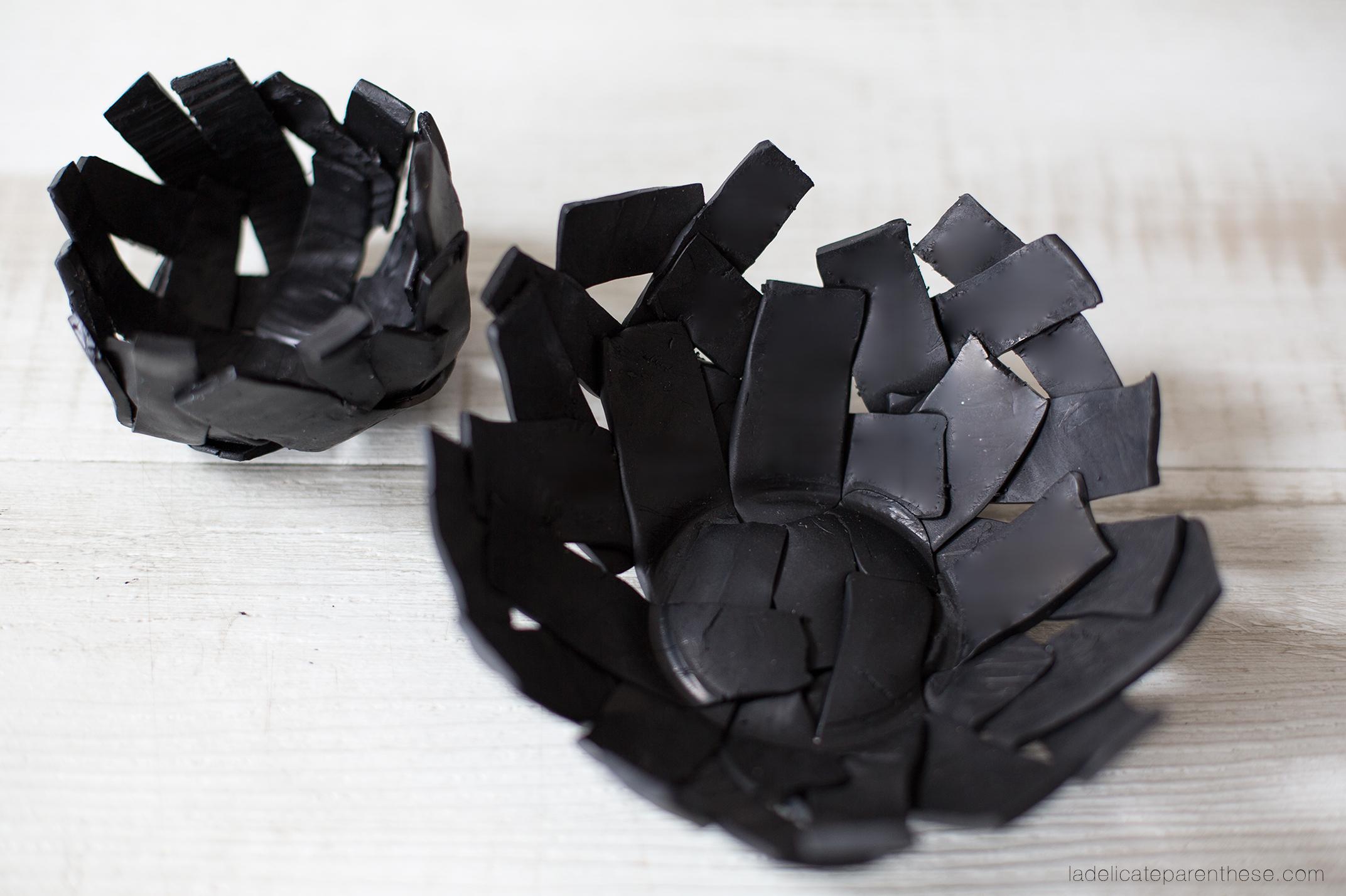 creation diy blog deco pate fimo coupelle la d licate parenth se diy d co et inspiration d co. Black Bedroom Furniture Sets. Home Design Ideas