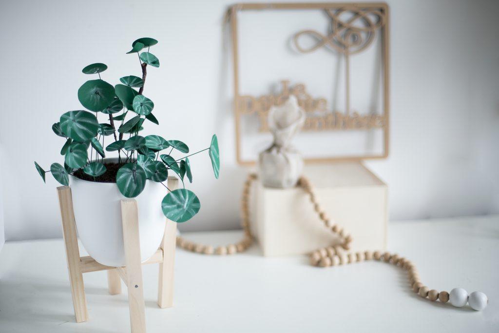 diy comme un air de printemps r alisez des pileas en papier la d licate parenth se diy. Black Bedroom Furniture Sets. Home Design Ideas